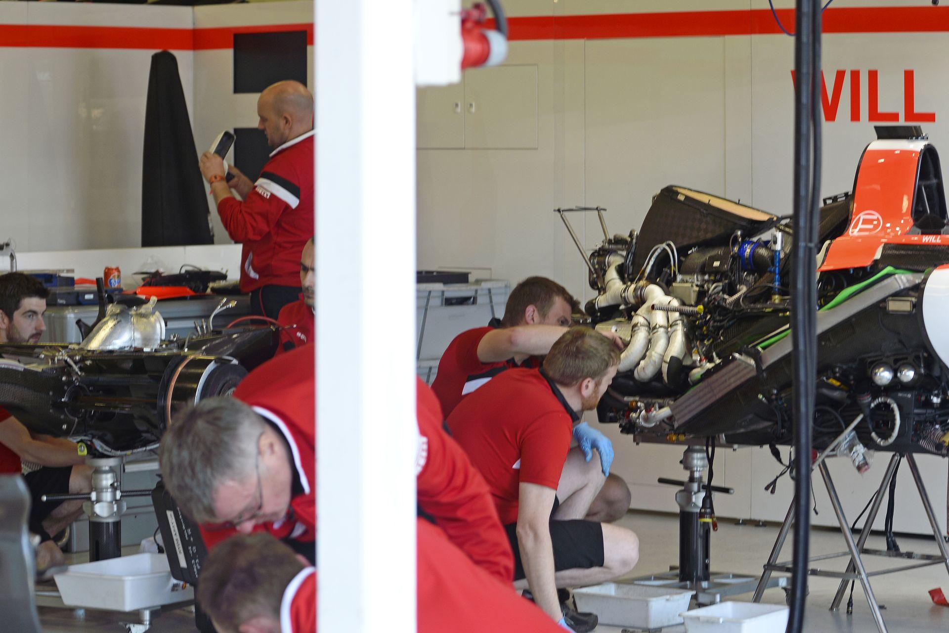 """Manor F1 Team: """"Az elkötelezettségünkben és a problémamegoldó képességünkben nem kell kételkedni"""""""