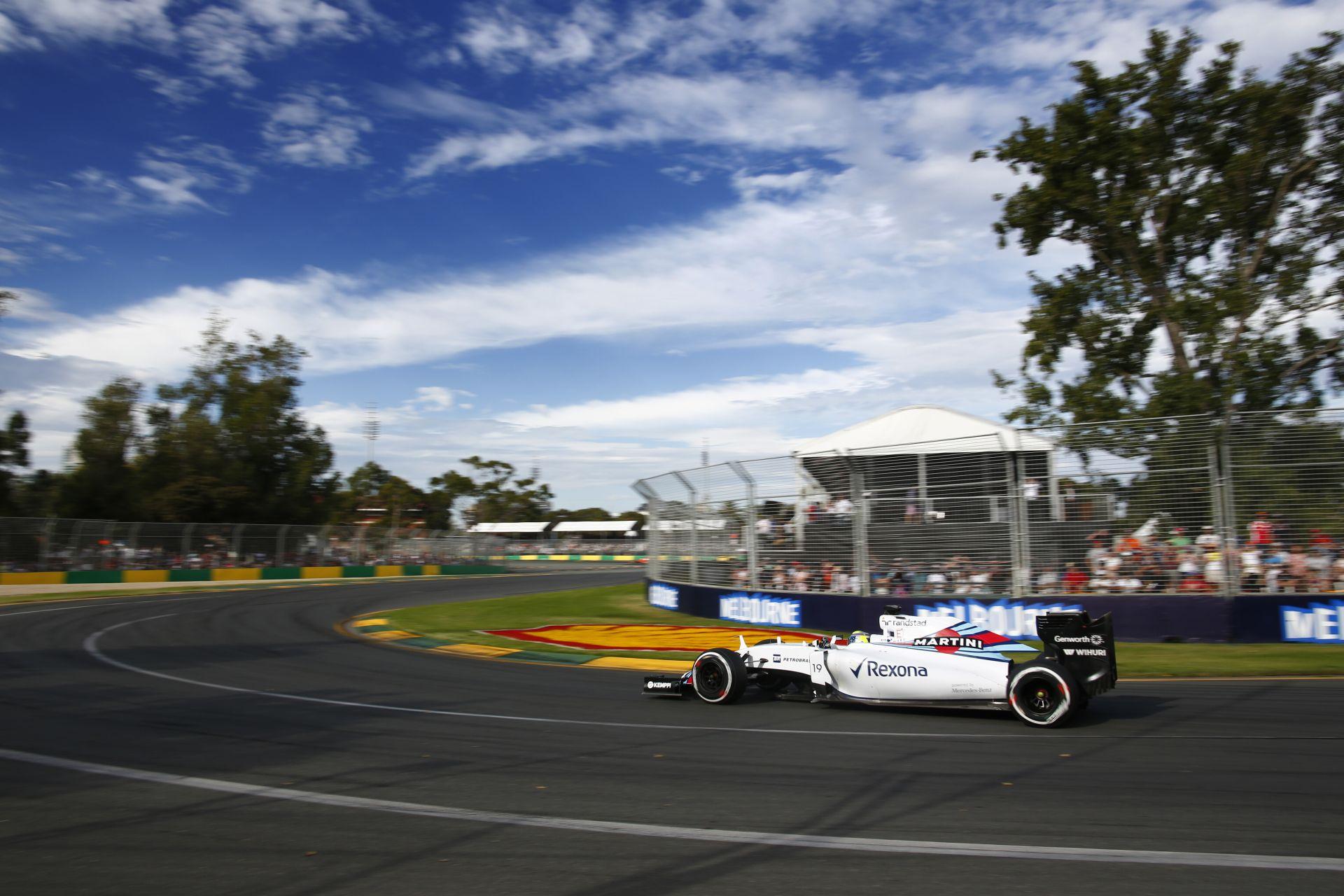 A Williams szerint Malajziában gyorsabbak lehetnek