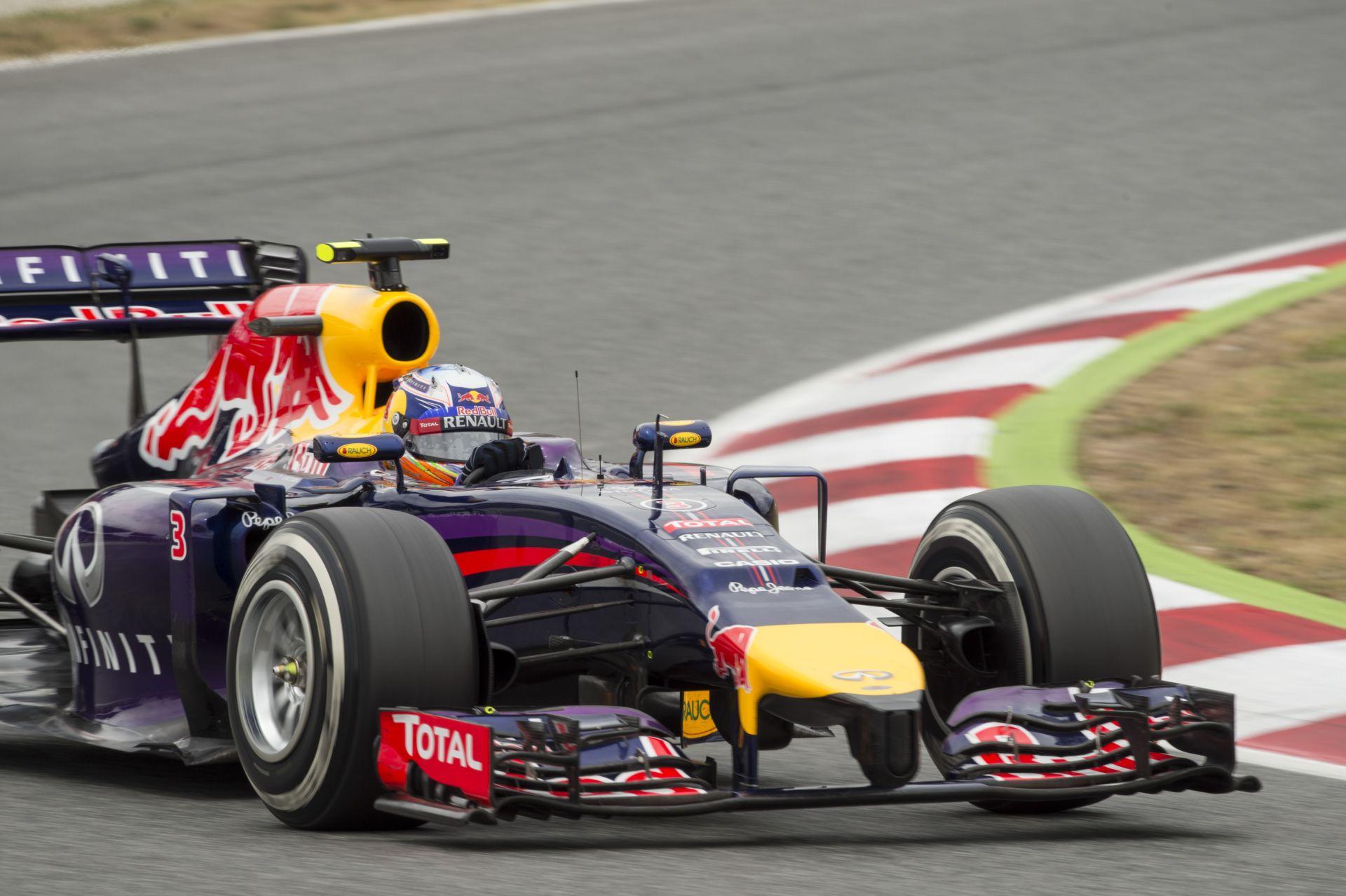 A Red Bull autója lenyűgöző és hamarosan a legjobb lehet?