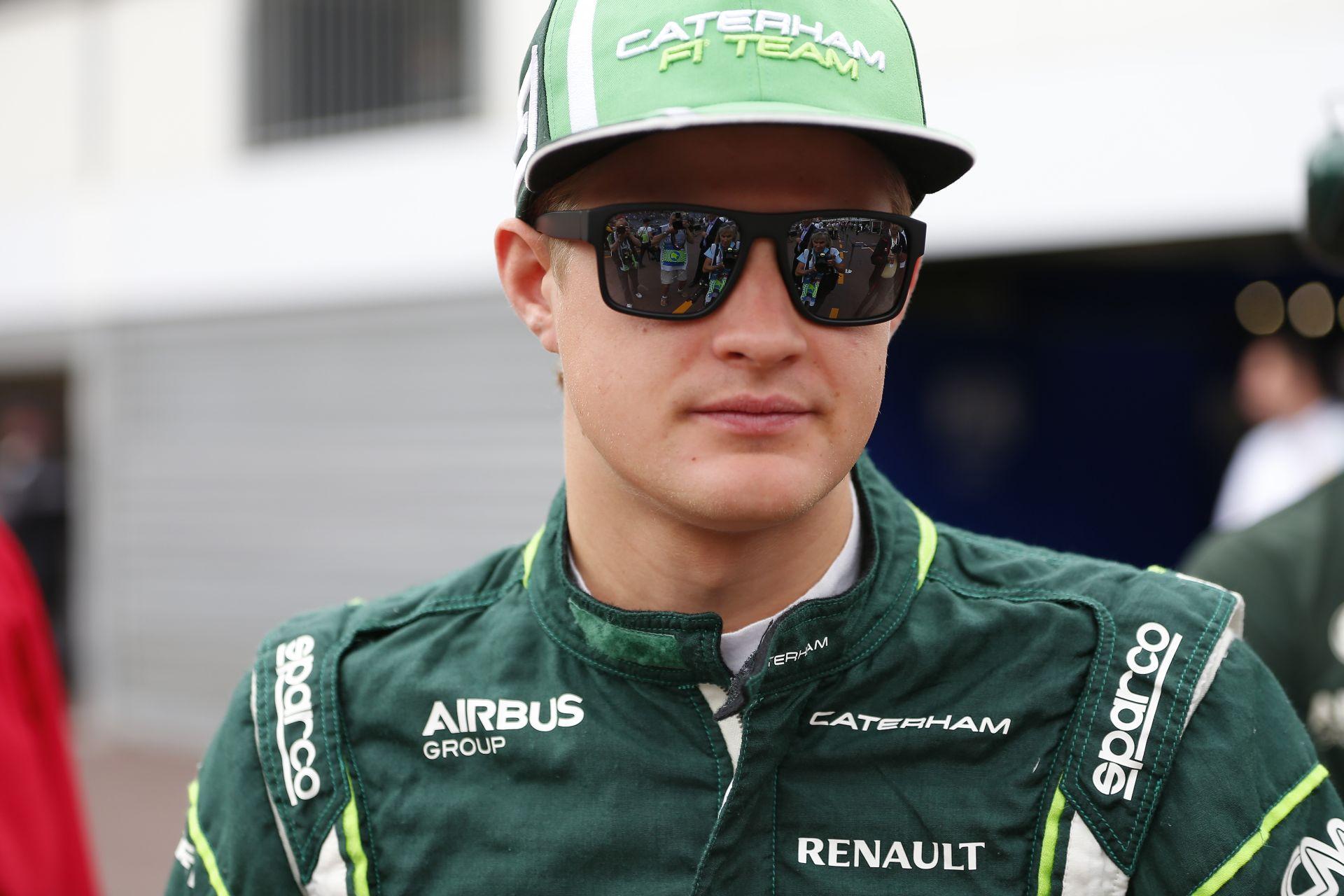 Ericsson a bokszutcából kénytelen rajtolni Massa balesete miatt