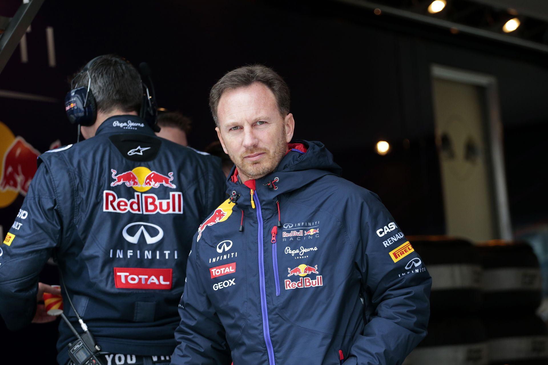 Red Bull: Nem megyünk sehová, és motorgyártóvá sem akarunk válni!