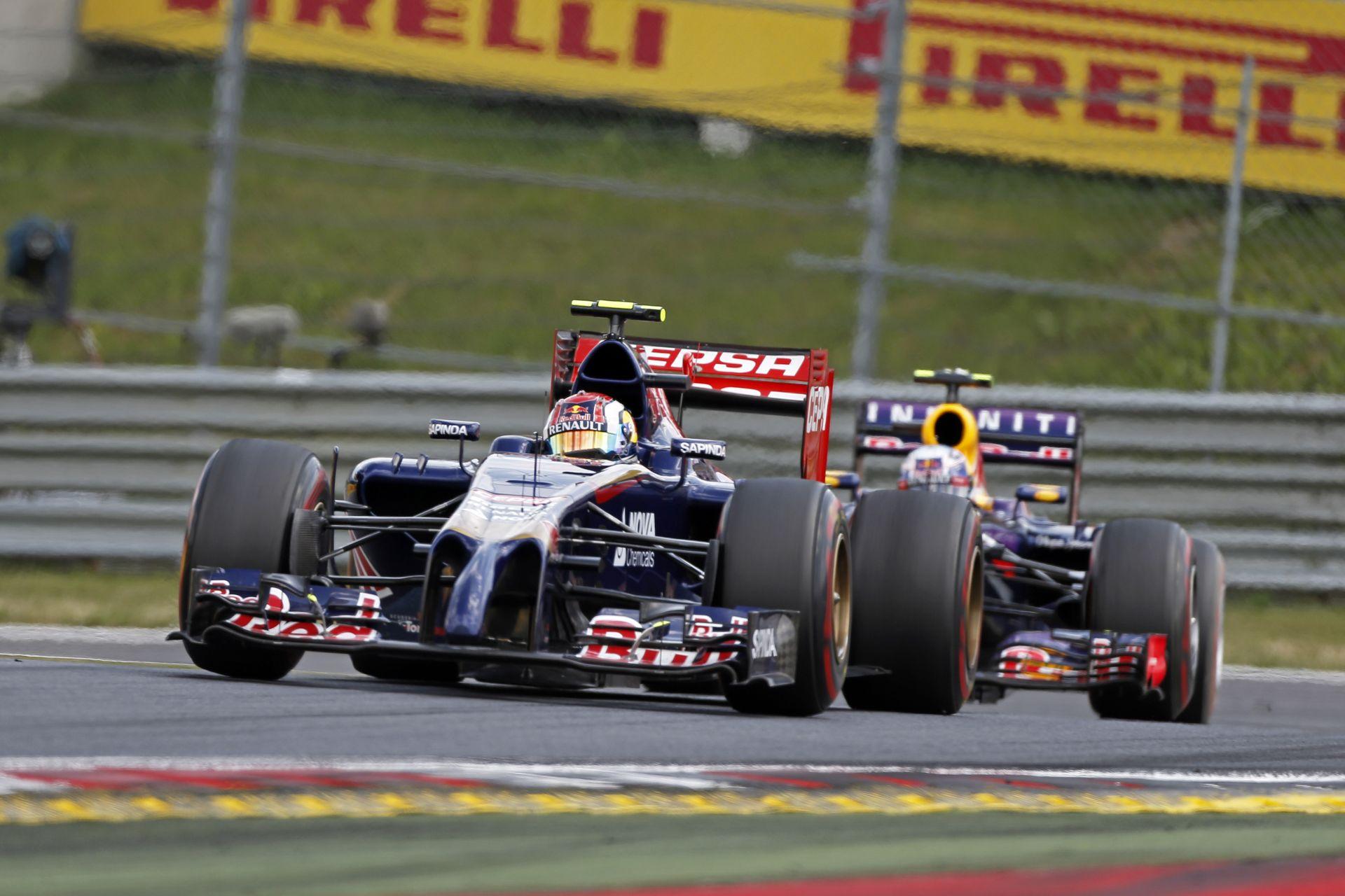 Pletyka: Az Audi a Red Bullt, a Renault a Toro Rosso vásárolta meg?
