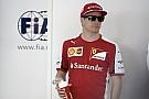 Kimi Raikkönen: Senki nem hitt a Ferrariban, most pedig itt vagyunk, visszatértünk!