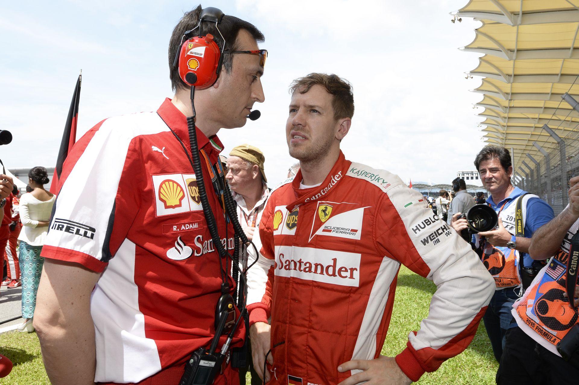 Vettel visszahozhatja Schumacher legendáját a Ferrarinál