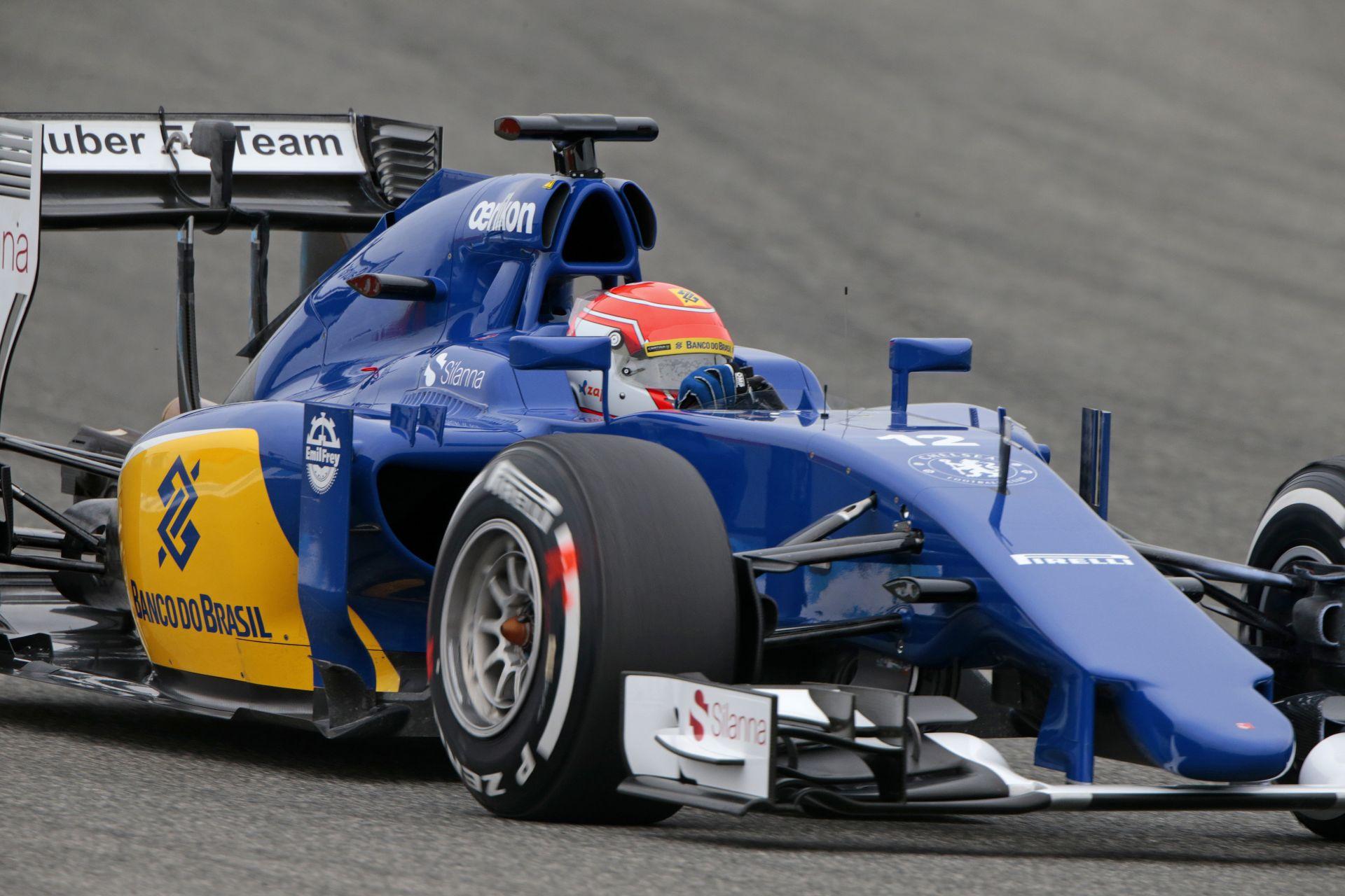 390 kilométert tett meg Jerezben a Sauber és második lett