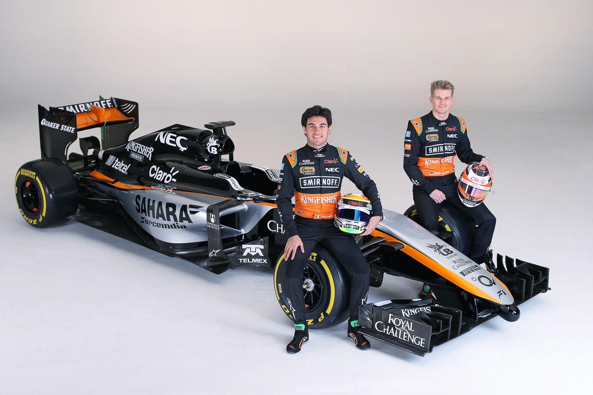 A Force India a második téli tesztet is kihagyja?