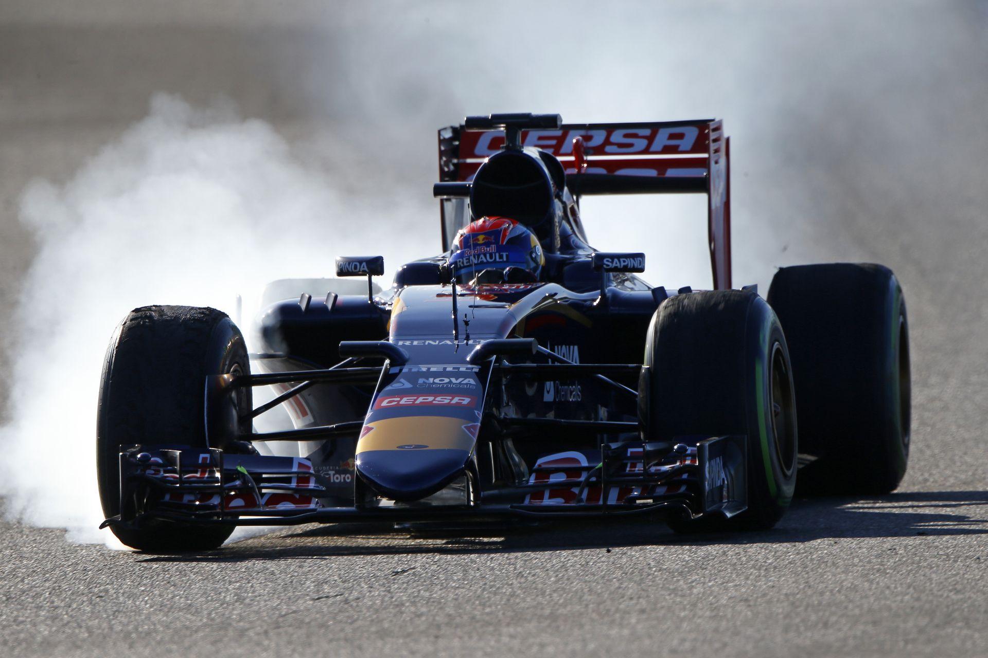 Toro Rosso: Hibátlan munkát végzett a két F1-es újonc