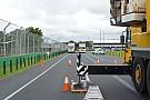 Melbourne-ben már pakolnak, készülnek a Forma-1-re: Képgaléria