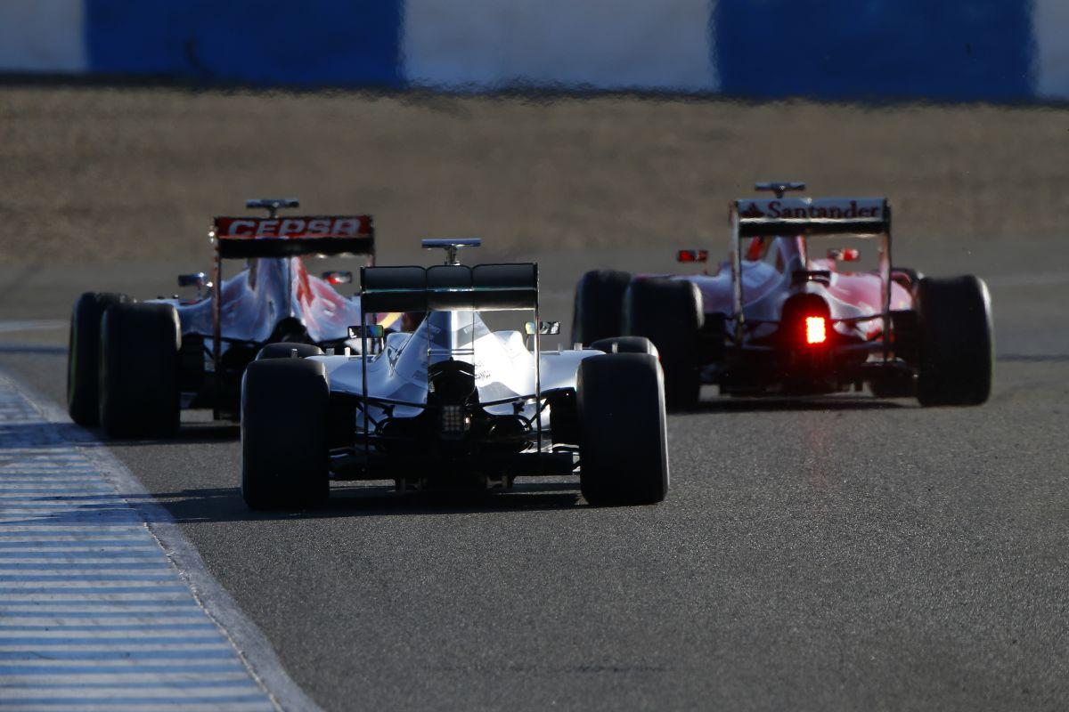 Williams: egy kicsit talán fejlődött a Ferrari