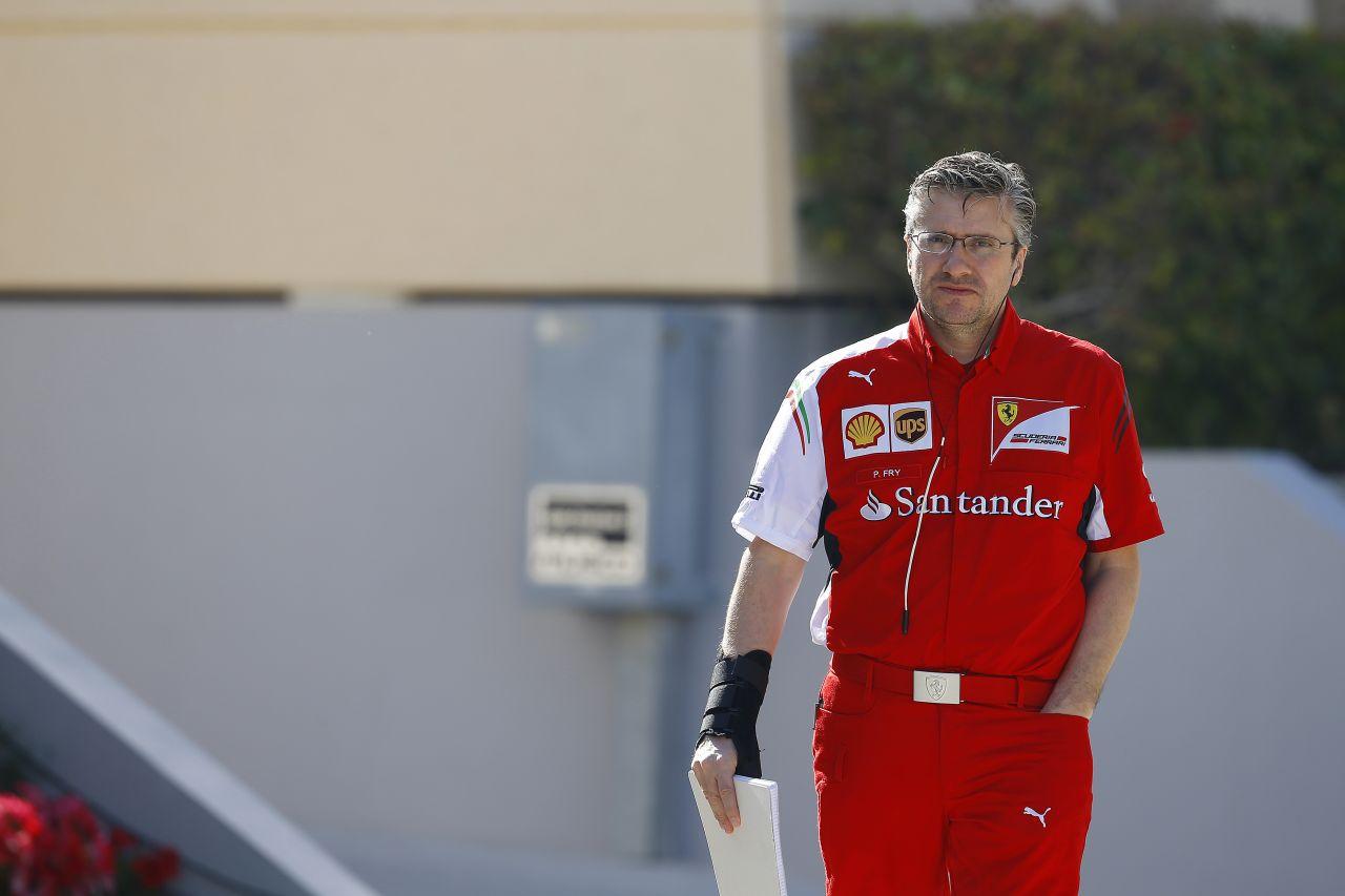 Mindenki a lepattanóra hajt: a Ferrari először második erő lenne a Mercedes mögött