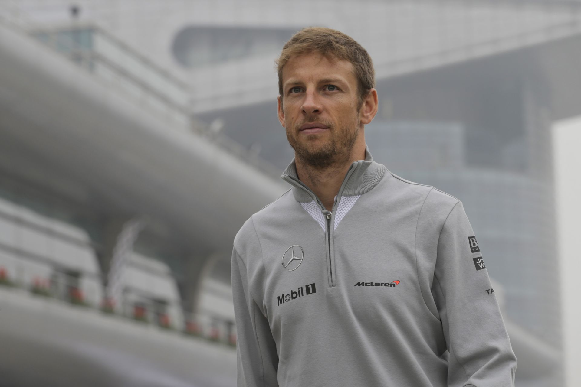 """Button Kínában is egy """"űrhajó"""" Mercedest vár"""
