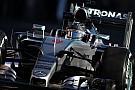Brutál tempót ment közepesen a Mercedes, de Rosberg csak szerénykedik
