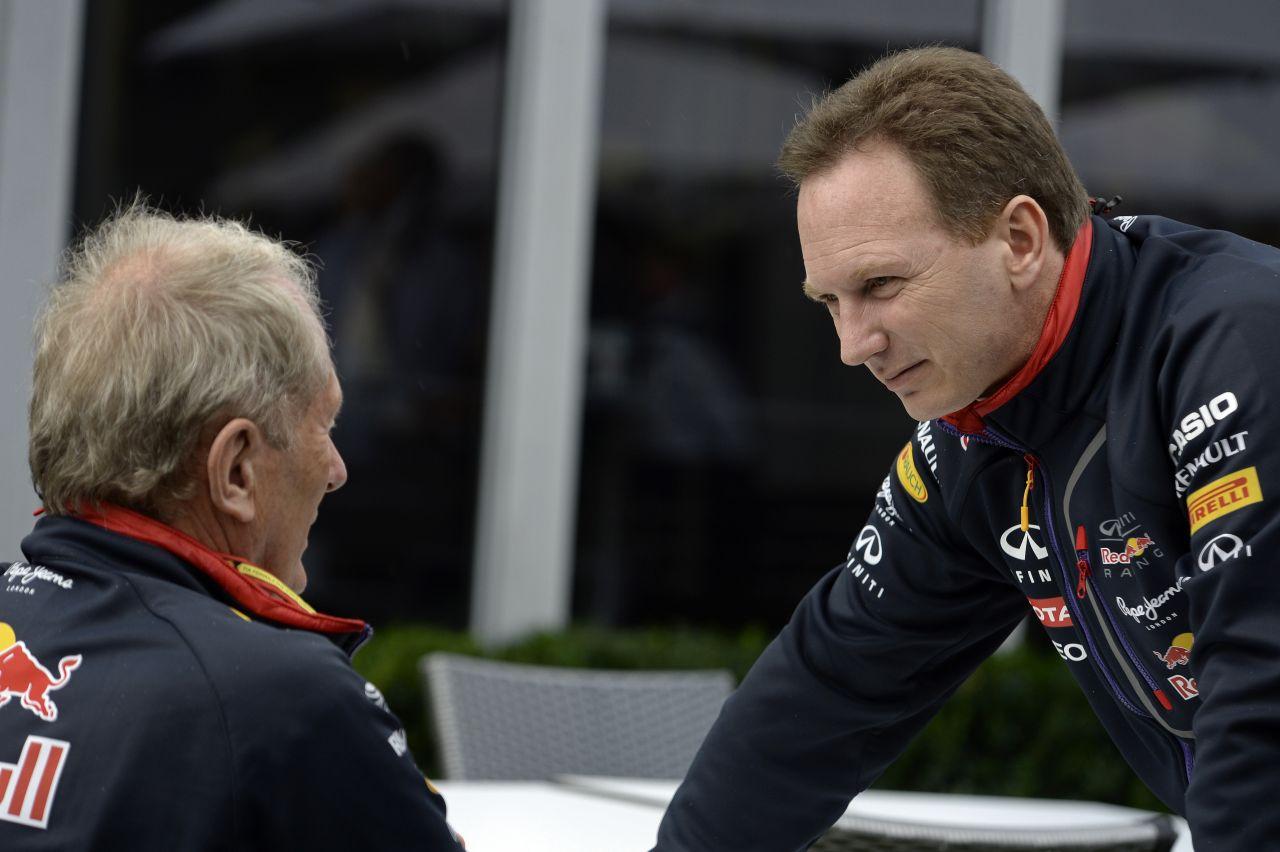 Marko: csak a célegyenesben egy másodpercet veszítünk a Mercedesszel szemben