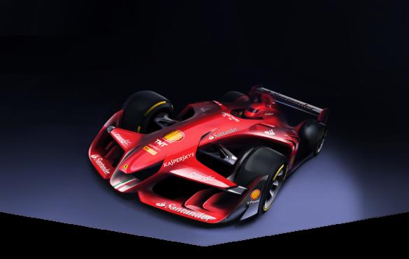 A Ferrari olyan F1-es autókat szeretne a valóságban, mint a videojátékokban