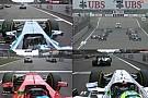 Kínai Nagydíj 2014: Kis híján Alonso, Massa, Rosberg és Bottas is azonnal kiesett