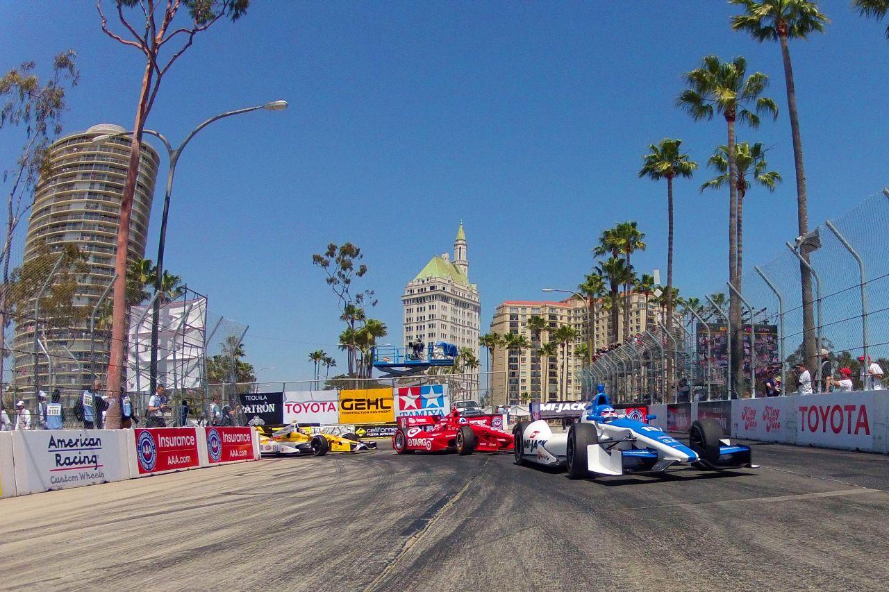 Röviden: nem lesz F1-es futam Long Beachen, az IndyCar hosszabbított a pályával