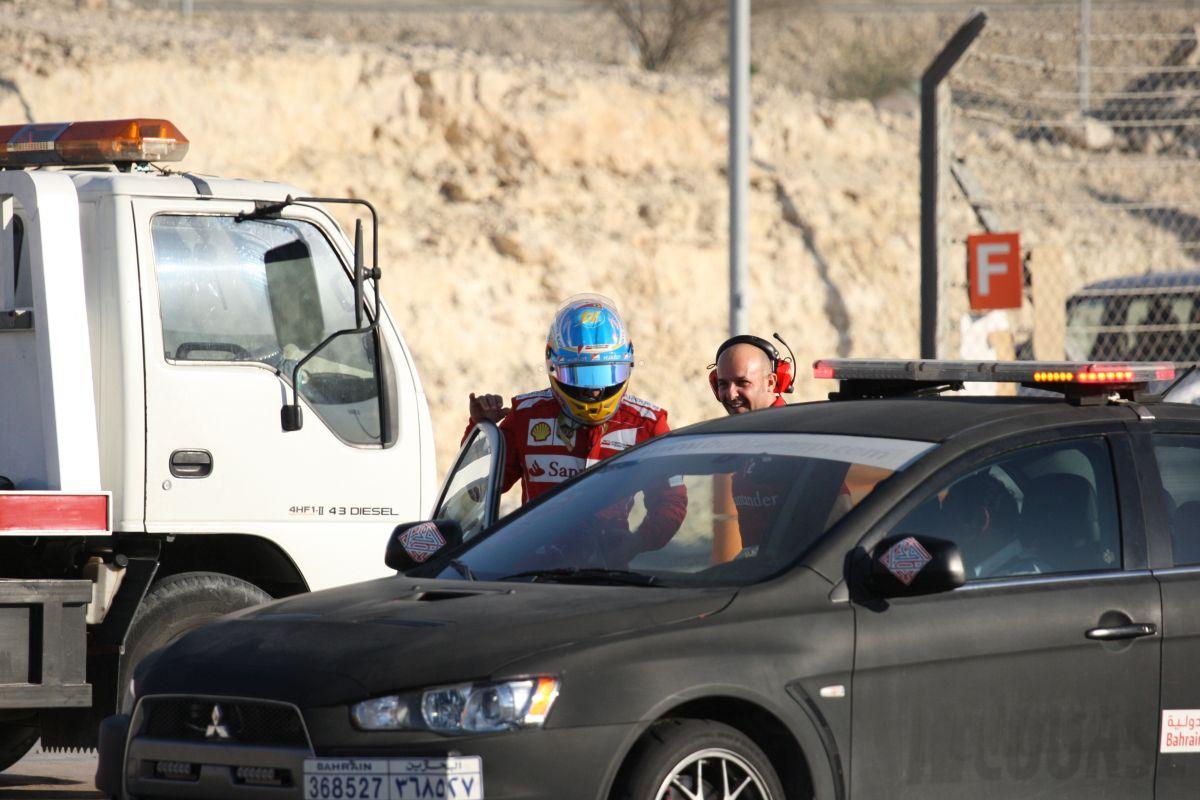 Alonso: maximalizálni kell a pontokat, ha az elején is küzd a Red Bull