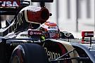 Maldonado: Jó a Williams, de nem bántam meg semmit