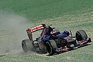 Toro Rosso: Jobb a helyzet, mint Bahreinben