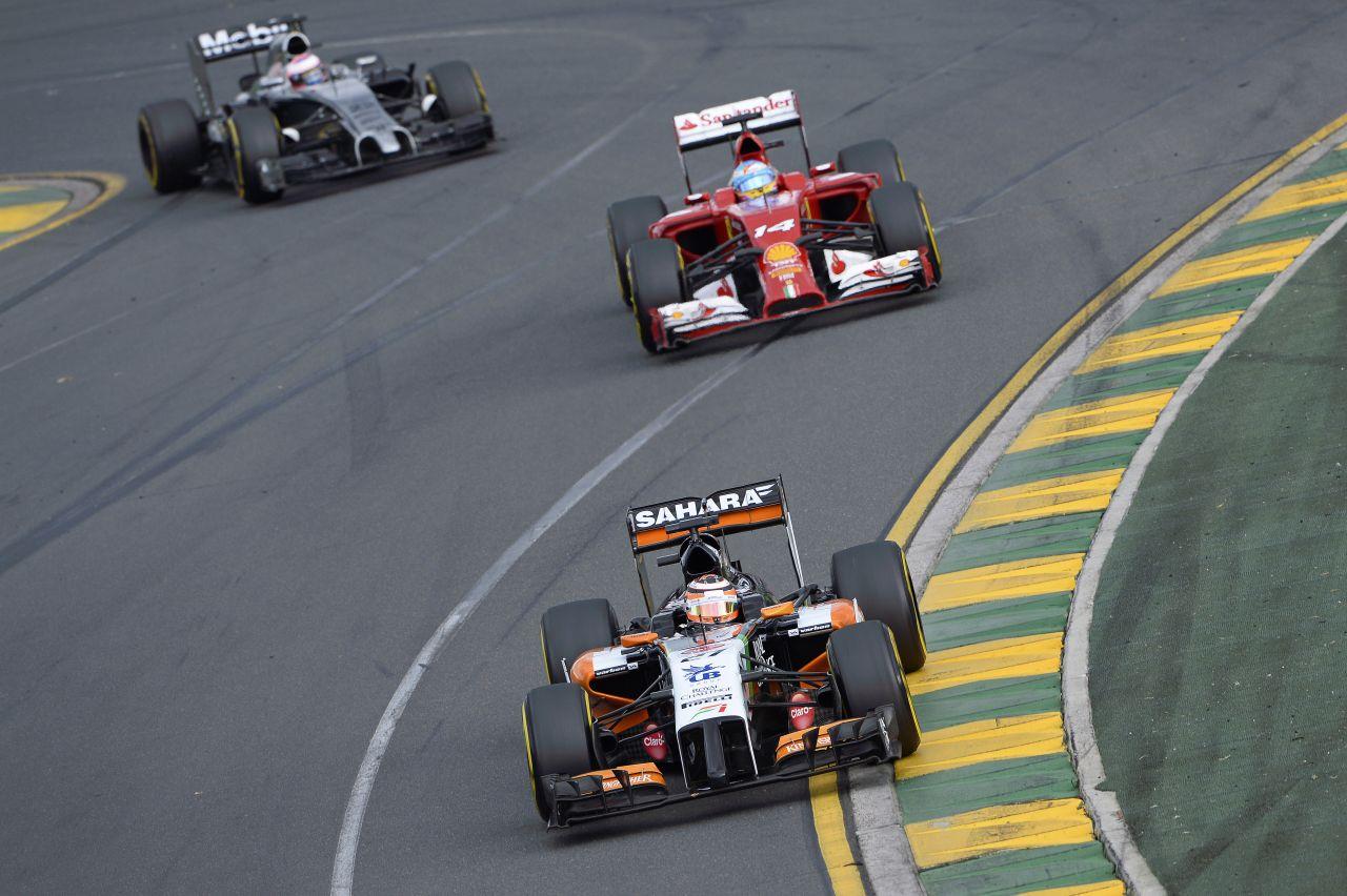 Az F14T gyors a kanyarokban, és több potenciállal bír, mint a korábbi Ferrarik