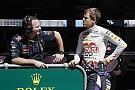 Red Bull: Vettel azt mondta, s*arok a motorhangok! És akkor mi van?