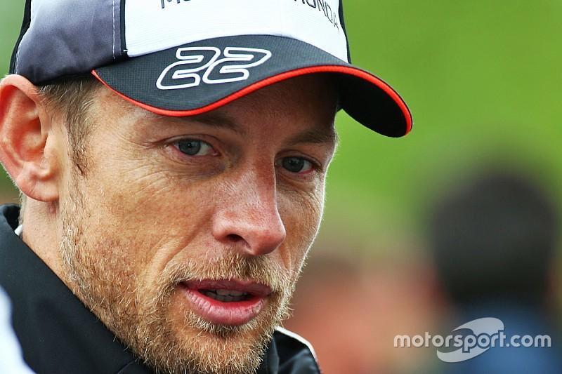 Баттон: McLaren ще занадто далеко від «великих очок»