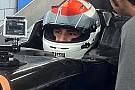 Üléspróbán Sutil a 2014-es Sauberben: Kép