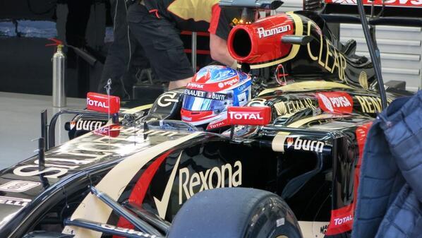 Röviden: a Lotus az akkumulátor miatt szenvedett ma