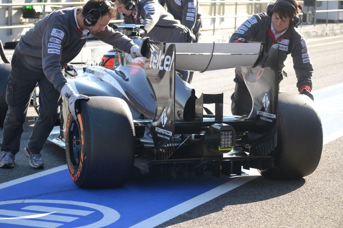 Hivatalos: a turbókorszakban is Ferrari-motorokkal folytatja a Sauber!
