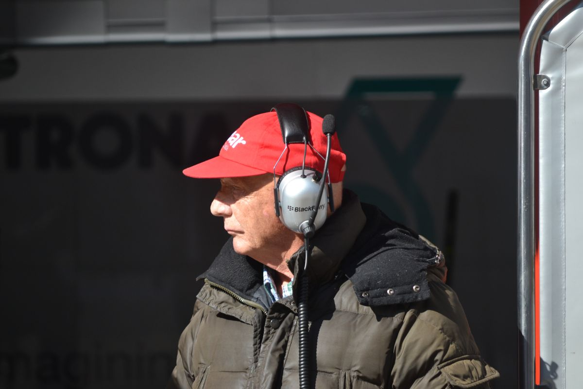 Lauda: Alonso csak ne dumáljon, inkább motiválja a Ferrarit
