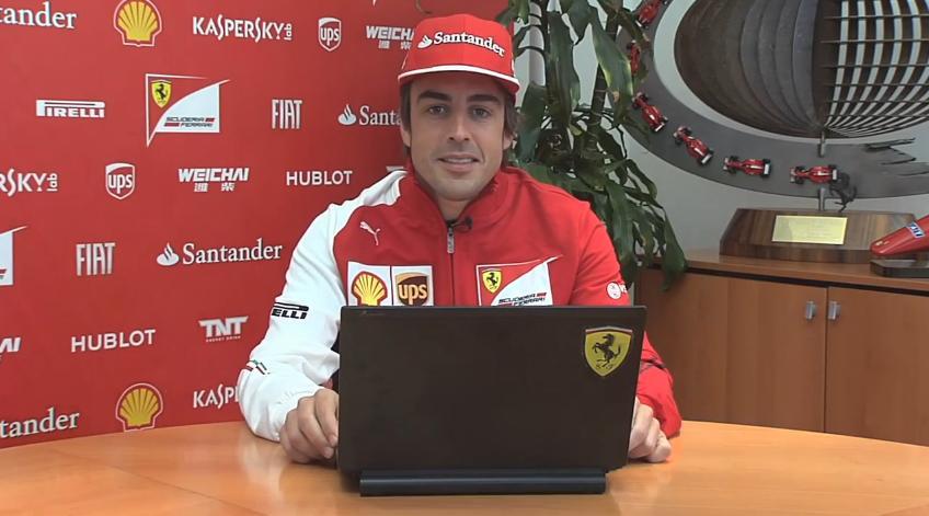 Fernando Alonso a rajongók kérdéseire válaszolt: Érdekes válaszok a világbajnoktól