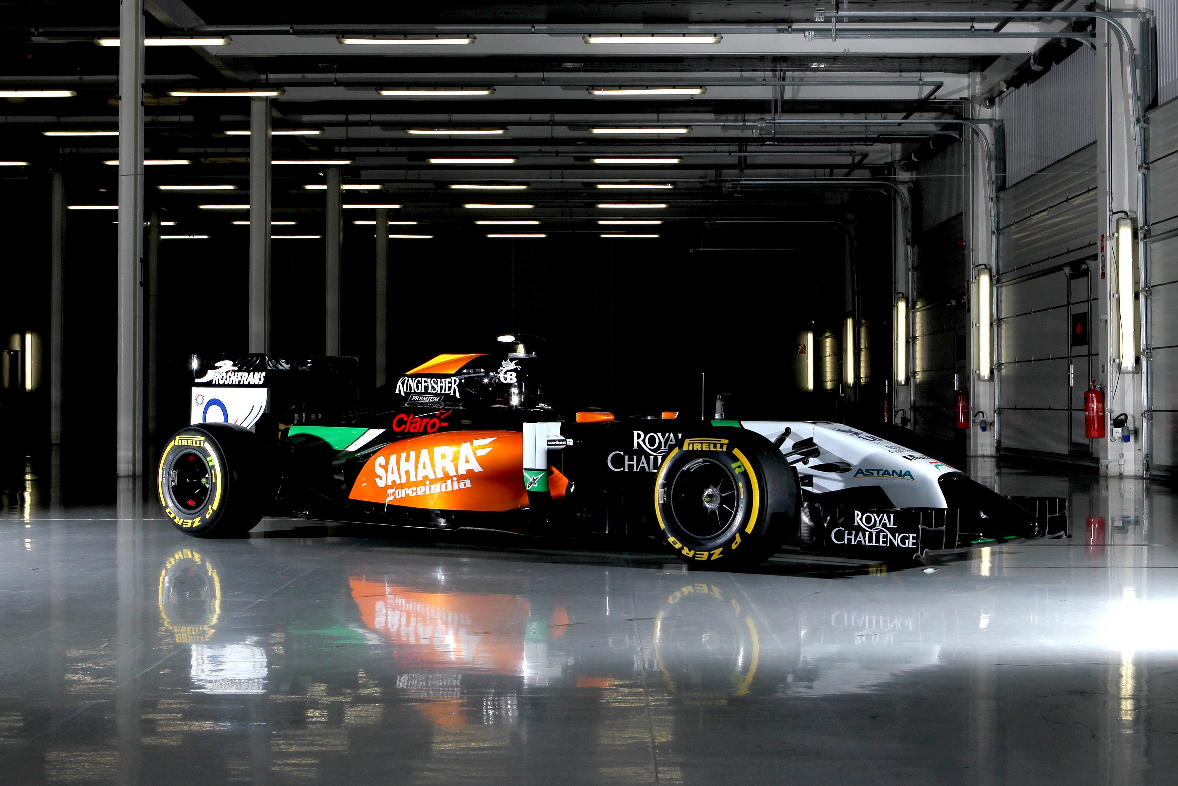 A Force India is megmutatta magát: A 2014-es gép (frissítve)