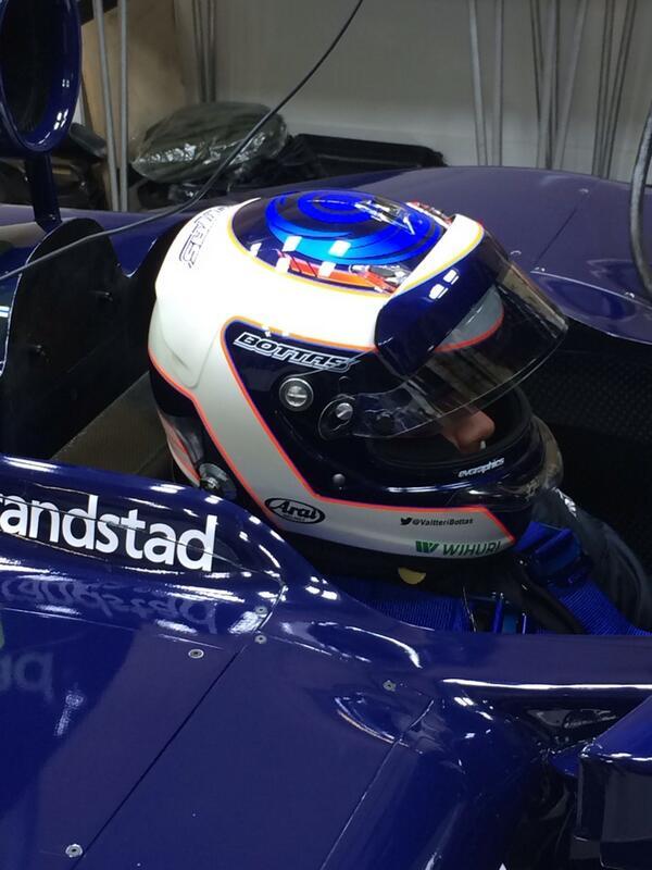 Williams: Bottas és a last minute jegy Jerezben