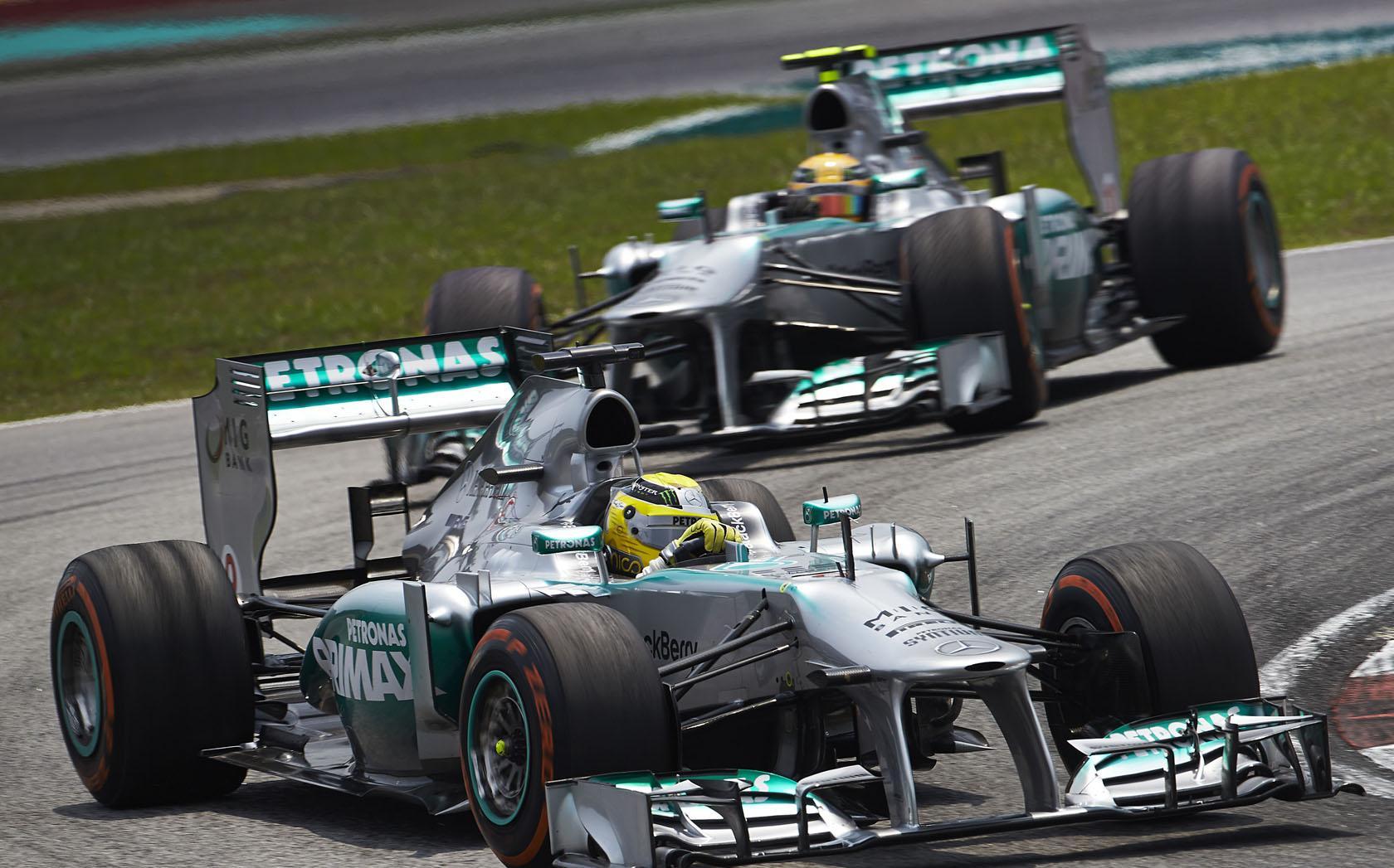Berger: Vettel helyesen cselekedett, Rosberg helyében pedig nem értettem volna az üzenetet