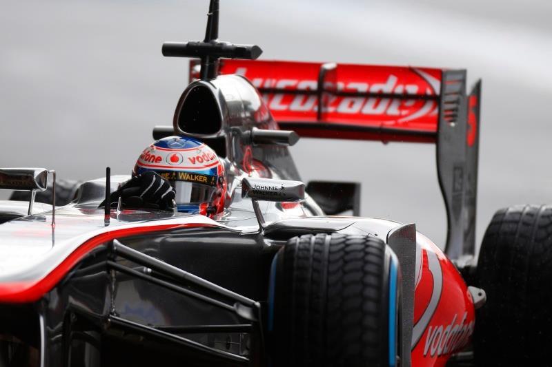 McLaren: Egy nagy nulla ma reggel