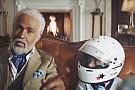 Video: el 'abuelo' Lewis Hamilton