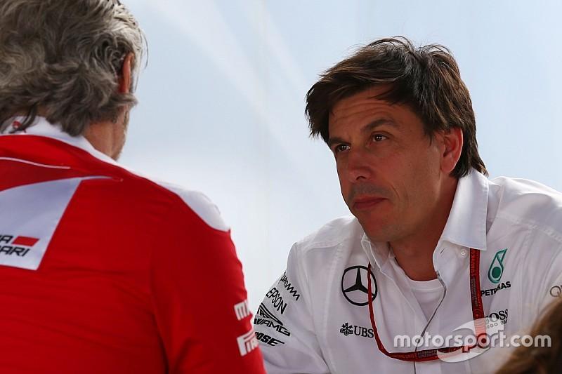 """Wolff: """"La Mercedes non ha messo Lewis e Nico sotto tutela dopo la Spagna"""""""