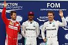 Hamilton obtuvo la pole position en Canadá