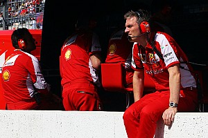 Формула 1 Новость Эллисон не собирается возвращаться в Renault, уверяют в Ferrari