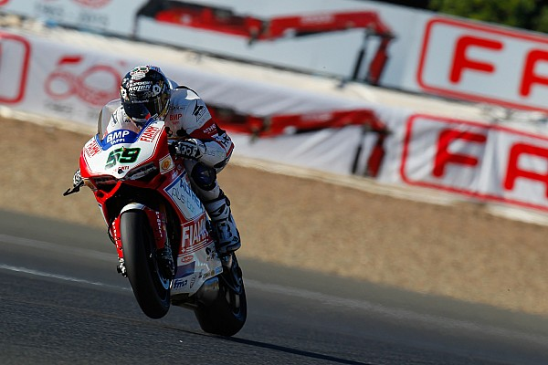 Canepa in for injured Guintoli at Misano WSBK round