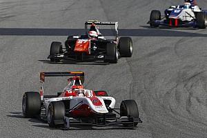 GP3 BRÉKING Az év egyik legkomolyabb előzését mutatta be a hatalmas francia tehetség a GP3-ban