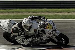 Két kerék BRÉKING Új motorral és új kategóriában, a Supersportban szerepel az idén az olasz bajnokságban a Tomracing Motorsport Team pilótája
