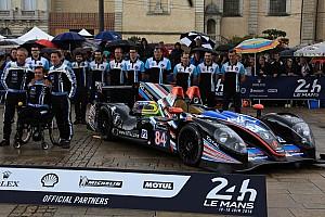 24 heures du Mans Preview Di Grassi -
