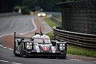 Porsche al frente en los entrenamientos libres