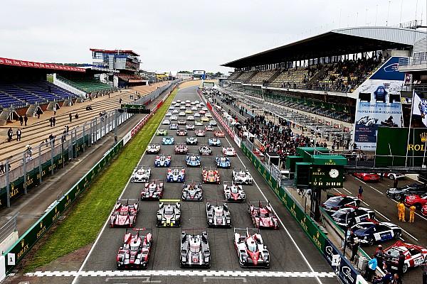 Le Mans 24 Saat: Fotoğraflar ile grid