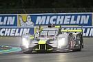 Zeven auto's naar de achterkant van de grid in Le Mans