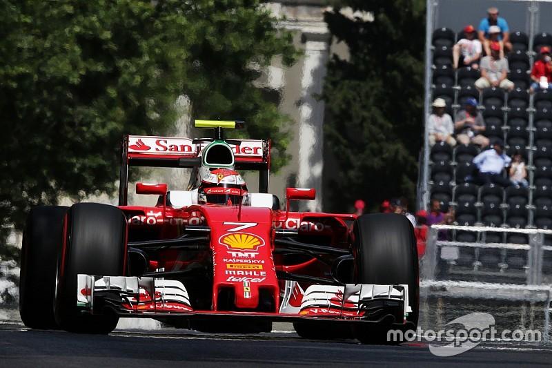 """Raikkonen: """"El tráfico va a ser un reto en esta carrera"""""""