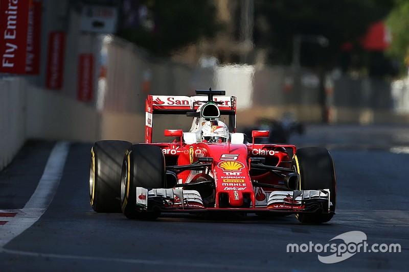 "Vettel, inconformista: ""Con esto no basta"""
