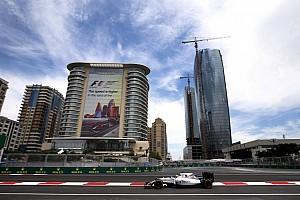Formule 1 Contenu spécial Chronique Massa - Un week-end record à Bakou