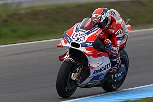 MotoGP Qualifiche È grande Italia ad Assen: pole di Dovizioso e secondo Rossi!